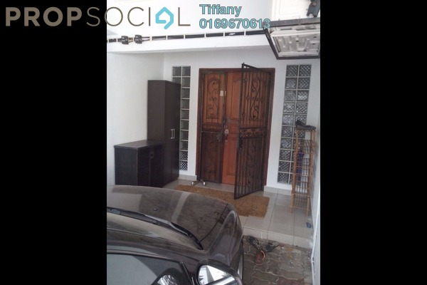 For Rent Terrace at USJ 11, UEP Subang Jaya Freehold Unfurnished 4R/3B 1.6k