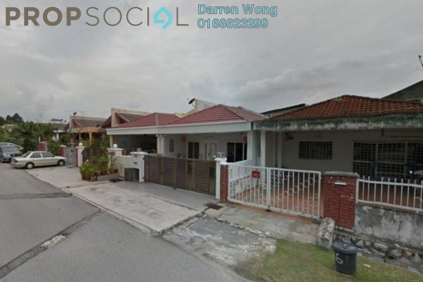 For Sale Terrace at SS18, Subang Jaya Freehold Semi Furnished 3R/2B 770k