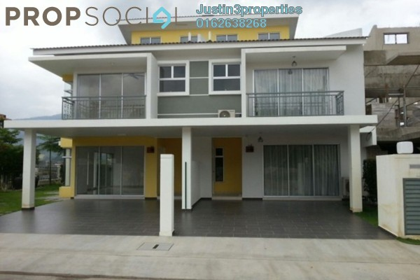 For Sale Terrace at New Green Park, Rawang Freehold Unfurnished 4R/3B 471k
