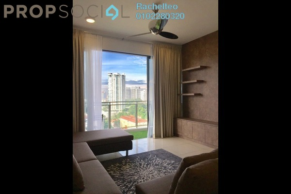 For Rent Condominium at Nadi Bangsar, Bangsar Freehold Fully Furnished 2R/2B 5k