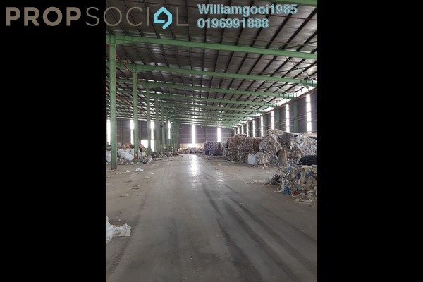 For Sale Factory at Kulim Golf Apartment, Kulim Freehold Unfurnished 0R/0B 12.5m