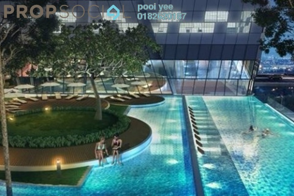 For Sale Condominium at The Petalz, Old Klang Road Freehold Semi Furnished 4R/2B 800k