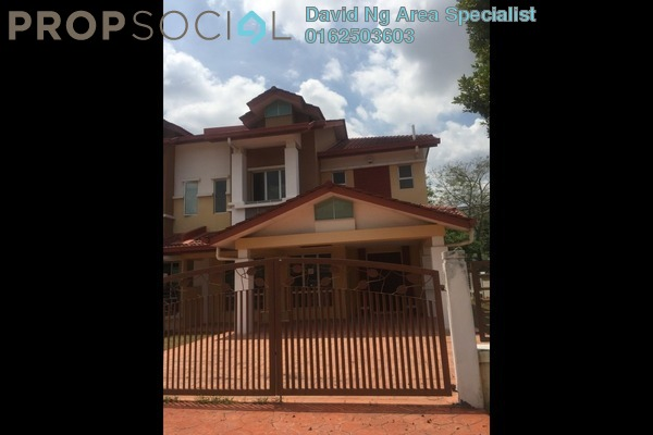 For Sale Semi-Detached at Pantai Hillpark 1, Pantai Leasehold Unfurnished 4R/6B 1.5m