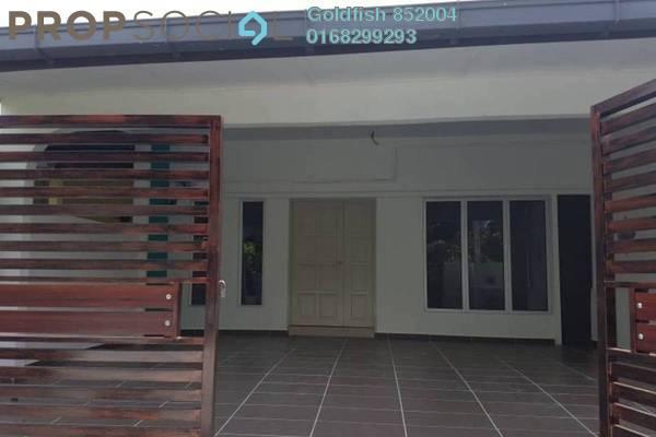 For Sale Terrace at Taman Desa Kenanga, Semenyih Freehold Fully Furnished 3R/2B 385k