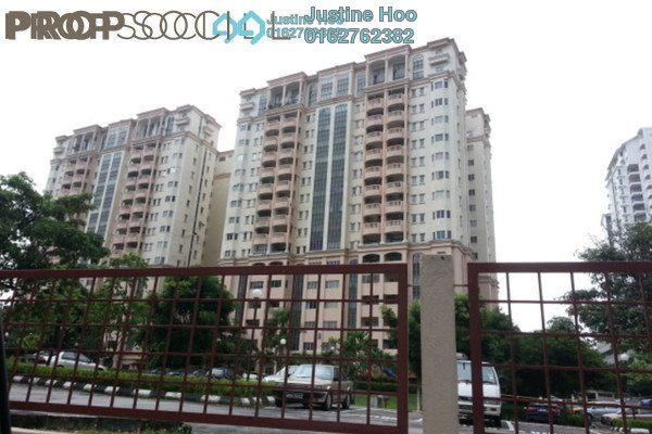 For Rent Condominium at Subang Ville Ehsan, Bandar Sunway Leasehold Semi Furnished 3R/2B 1.5k