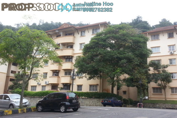For Sale Apartment at D'Palma Apartment, Pusat Bandar Puchong Freehold Semi Furnished 3R/2B 330k