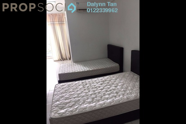 For Rent Condominium at Menara Rajawali, Subang Jaya Leasehold Semi Furnished 0R/1B 1.25k