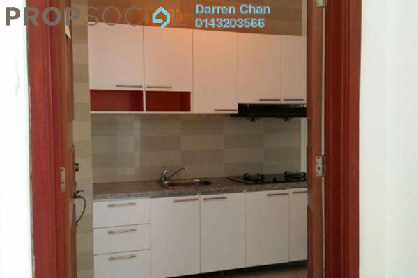 For Rent Condominium at The Heritage, Seri Kembangan Leasehold Fully Furnished 1R/1B 1.25k