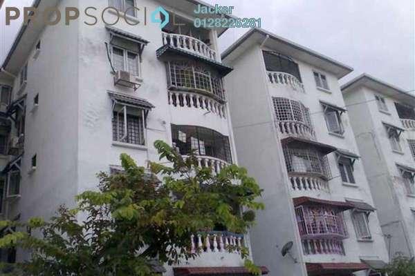 For Rent Apartment at Pandan Lake View, Pandan Perdana Leasehold Semi Furnished 3R/2B 1k