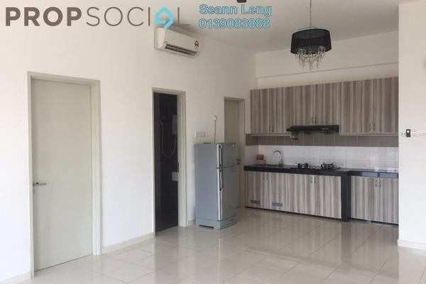 For Rent Condominium at I Residence, Kota Damansara Leasehold Semi Furnished 1R/1B 1.55k