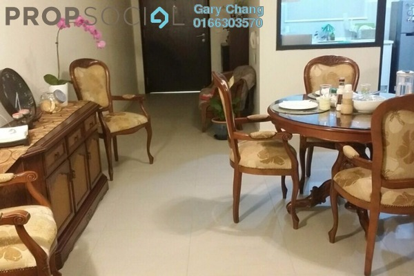 For Rent Serviced Residence at Jaya One, Petaling Jaya Leasehold Fully Furnished 2R/2B 4k