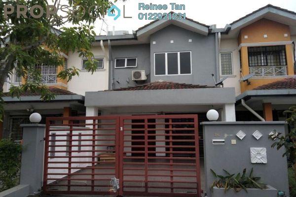 For Rent Terrace at Taman Lestari Putra, Bandar Putra Permai Leasehold Semi Furnished 4R/3B 1.2k