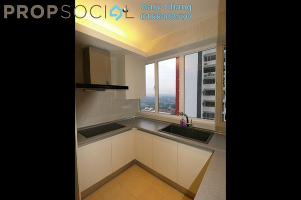 For Rent Serviced Residence at Main Place Residence, UEP Subang Jaya Freehold Semi Furnished 3R/2B 2k