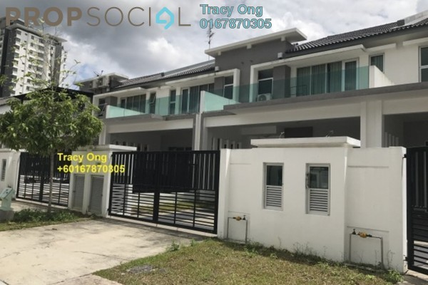 For Sale Terrace at The Hills, Horizon Hills Freehold Semi Furnished 5R/4B 810k