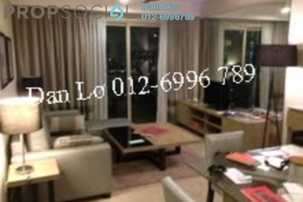 For Sale Condominium at myHabitat, KLCC Freehold Fully Furnished 1R/1B 1m