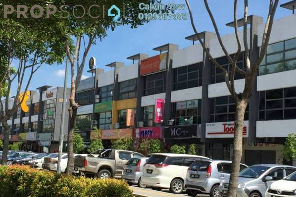 For Rent Shop at The Trillium, Sungai Besi Leasehold Semi Furnished 0R/0B 4.5k