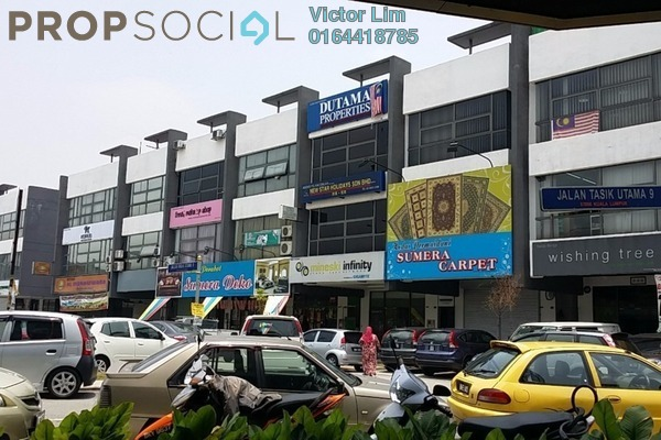For Sale Shop at The Trillium, Sungai Besi Leasehold Unfurnished 0R/0B 2.5m