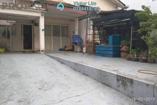 For Sale Terrace at Taman Sri Endah, Sri Petaling Leasehold Unfurnished 3R/3B 820k