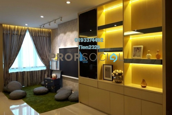 For Sale Condominium at Sunway Vivaldi, Mont Kiara Freehold Unfurnished 5R/6B 2.7m