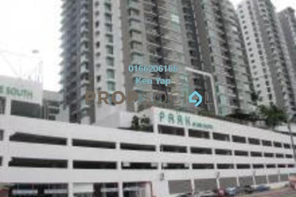 For Sale Condominium at Parc @ One South, Seri Kembangan Leasehold Unfurnished 3R/2B 450k