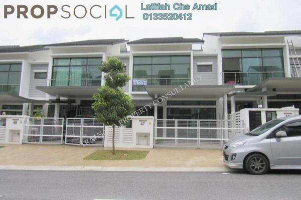 For Sale Terrace at Aster Grove 2, Denai Alam Freehold Unfurnished 4R/4B 950k