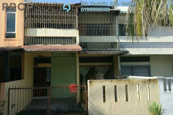 For Sale Terrace at Taman Nirwana, Ampang Leasehold Semi Furnished 4R/2B 595k