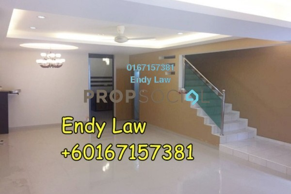 For Rent Terrace at Luciana, Setia Eco Gardens Freehold Semi Furnished 4R/3B 2.1k