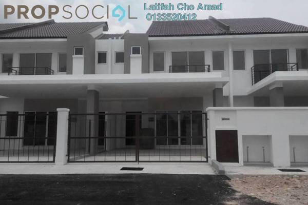 For Rent Terrace at Bandar Puncak Alam, Kuala Selangor Leasehold Semi Furnished 4R/3B 1.25k