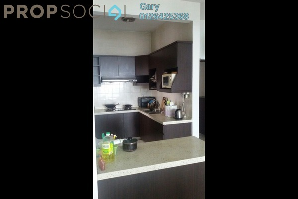 For Rent Serviced Residence at Casa Tiara, Subang Jaya Freehold Fully Furnished 3R/2B 2.6k