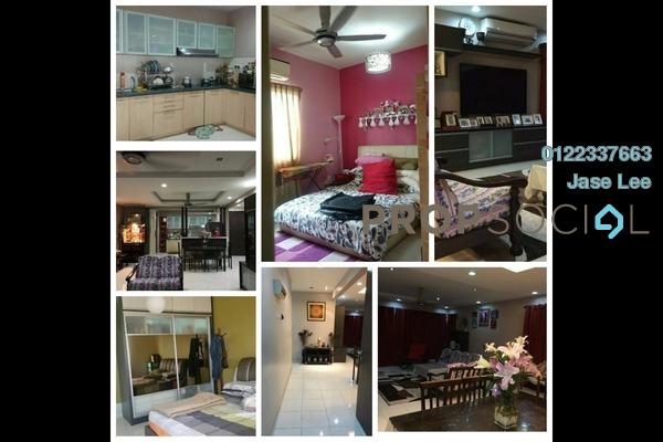 For Sale Condominium at Koi Kinrara, Bandar Puchong Jaya Freehold Semi Furnished 3R/3B 580k
