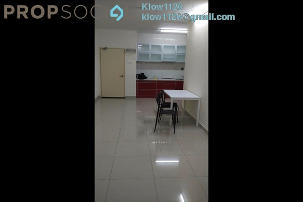 For Sale Condominium at Connaught Avenue, Cheras Leasehold Fully Furnished 3R/2B 450k
