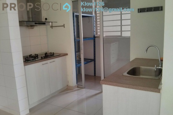 For Rent Condominium at Midfields, Sungai Besi Leasehold Semi Furnished 3R/2B 1.5k
