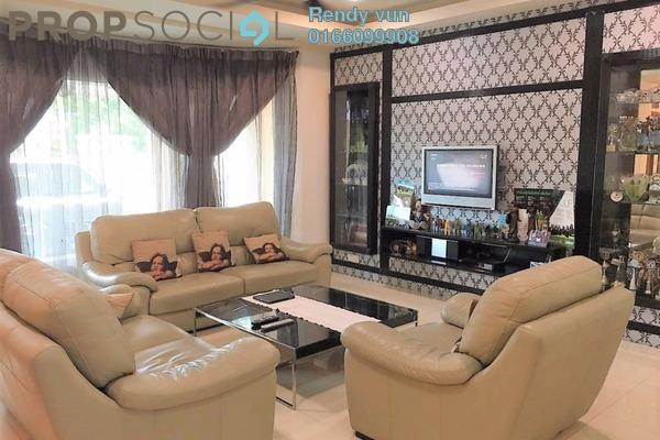 For Sale Semi-Detached at Taman Puncak Jalil, Bandar Putra Permai Leasehold Semi Furnished 5R/3B 1.28m