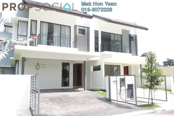 For Sale Terrace at Bandar Country Homes, Rawang Freehold Unfurnished 4R/3B 688k
