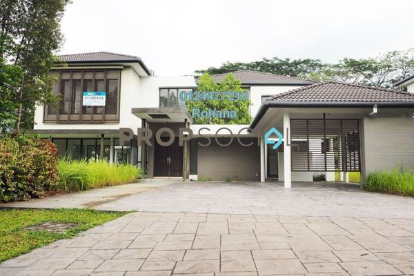 For Sale Bungalow at Valencia, Sungai Buloh Leasehold Unfurnished 5R/5B 6.5m