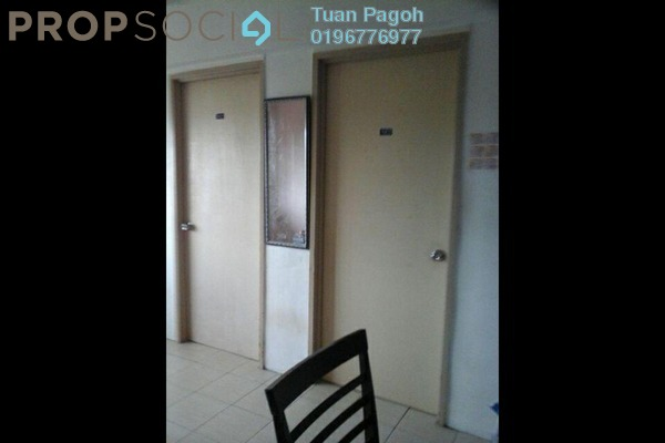 For Sale Apartment at Putra Damai Apartment, Putrajaya Freehold Unfurnished 3R/2B 270k