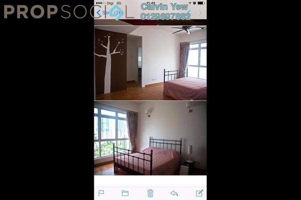For Rent Condominium at Ceriaan Kiara, Mont Kiara Freehold Fully Furnished 4R/3B 4.2k