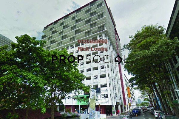 For Sale Office at Taragon Kelana, Kelana Jaya Freehold Semi Furnished 0R/2B 830k