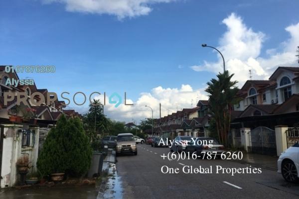 For Sale Terrace at Taman Nusa Indah, Iskandar Puteri (Nusajaya) Freehold Fully Furnished 4R/3B 520k