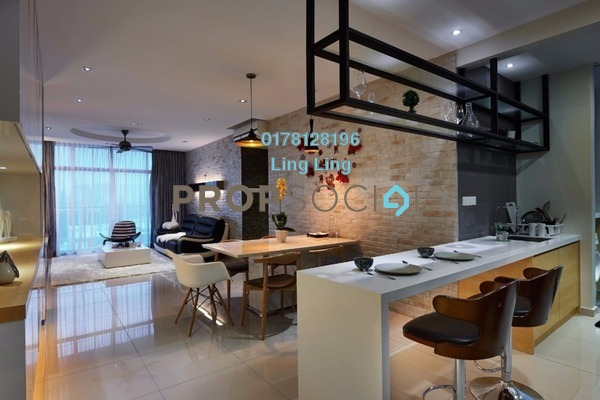 For Sale Condominium at Park Villa, Bandar Bukit Puchong Freehold Unfurnished 3R/3B 500k