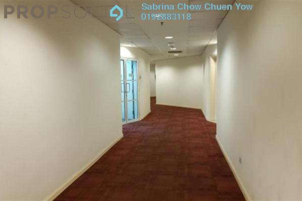 For Rent Office at Solaris Dutamas, Dutamas Freehold Semi Furnished 0R/0B 3.3k