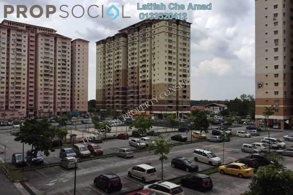 For Sale Apartment at Laguna Biru, Rawang Leasehold Unfurnished 3R/2B 200k