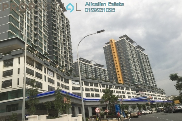 For Rent Condominium at Vista Alam, Shah Alam Leasehold Semi Furnished 1R/1B 650translationmissing:en.pricing.unit