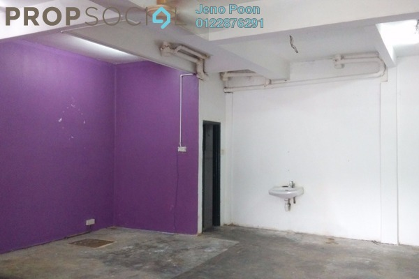 For Rent Shop at Taman Sri Sentosa, Old Klang Road Leasehold Semi Furnished 0R/1B 1.2k