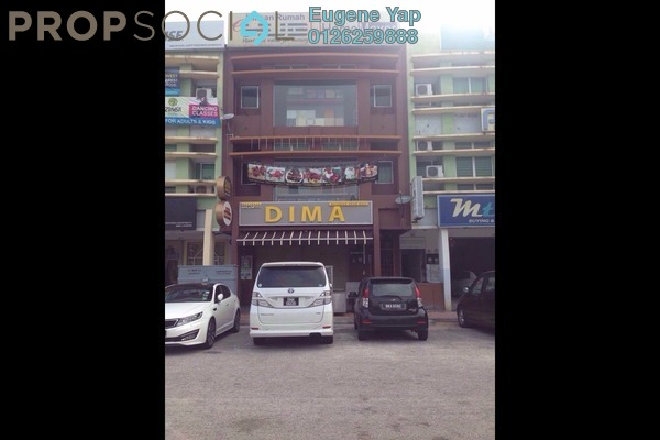 For Sale Shop at Tiara Damansara, Petaling Jaya Freehold Semi Furnished 0R/0B 2.7m