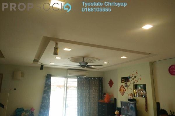 For Sale Terrace at Cheras Vista, Bandar Mahkota Cheras Freehold Unfurnished 3R/2B 485k