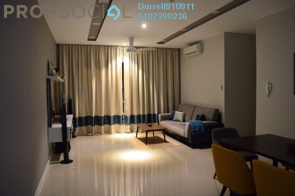 For Rent Condominium at Scenaria, Segambut Freehold Fully Furnished 4R/3B 2.1k