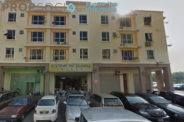 For Sale Shop at One Selayang, Selayang Leasehold Unfurnished 0R/0B 777k