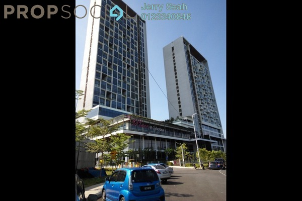 For Rent Serviced Residence at The Place, Cyberjaya Freehold Fully Furnished 2R/1B 1.88k