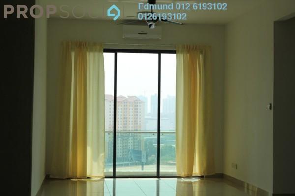 For Rent Condominium at USJ One Park, UEP Subang Jaya Leasehold Semi Furnished 3R/2B 2.8k
